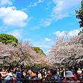 日本-上野恩賜公園