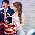 夢幻的側編髮造型-新娘秘書台北Wedding女皇 簡珮瀠