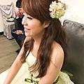 浪漫日式敬酒造型-新娘秘書台北Wedding女皇 簡珮瀠