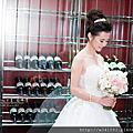 華麗小公主進場造型-新娘秘書台北Wedding女皇 簡珮瀠