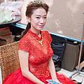 森林系訂婚進場造型-新娘秘書台北Wedding女皇 簡珮瀠