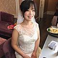 一日四造型全都露-新娘秘書台北Wedding女皇 簡珮瀠