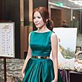 明星款歐美時尚造型-新娘秘書台北Wedding女皇 簡珮瀠