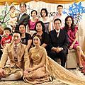 在泰國弟弟的婚禮