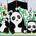 紙貓熊公共藝術展