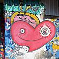 20120522 彩繪 在巷弄之間