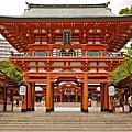 【日本。神戶】《景點》生田神社