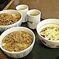 【京都】《美食》なか卯