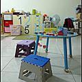 家庭超推的輕巧收納不佔空間-止滑摺合椅