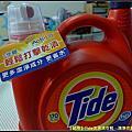 【試用】Tide汰漬2X濃縮洗衣精,洗淨衣服SO EASY