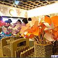 台中-紙箱故事館、餐廳