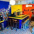綠島彩色小屋民宿─我們的房間