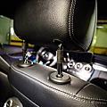 M-Benz C-Class(W205) 頭枕異音改善