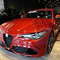 [賞車] 紐伯林最速房車&休旅車 Alfa Romeo Giulia QV & StelvioQV@汎卡國際車業