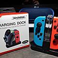 [開箱] Nintendo Switch Joy-Con 手把 充電座