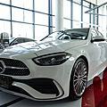[賞車] 全新大改款 M-Benz C-Class(W206) C300 AMG Line