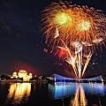 2011龍潭觀光大池花火之夜