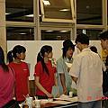 2006水服迎新茶會