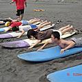 2006 水服迎新衝浪