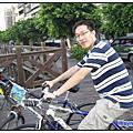 2008-06-20 八里左岸:單車日記