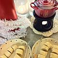 2012.12 {聖誕系列} 幸福暖洋洋的聖誕晚餐