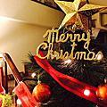 2014.12 Merry Christmas 聖誕節的{家}