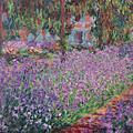 莫內 吉維尼的藝術家花園