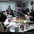 105職訓雙色彩繪結訓及作品