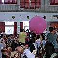 嘉義婚禮主持+魔術氣球表演+人入大氣球表演