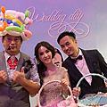 南投婚禮主持人+魔術氣球表演