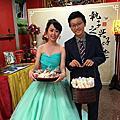 高雄婚禮佈置氣球佈置#中國風婚禮佈置@飛鳳寺