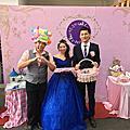 文學💗靖雯 💯屏東婚禮主持人 💯魔術氣球表演 💒 屏東桃山婚宴會館