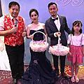 南投成都生活美食館婚禮主持人#魔術氣球表演