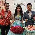 🎤屏東桃山婚禮主持人🎩魔術氣球表演 💒屏東桃山婚宴會館