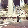 【海外自助婚紗】【婚紗攝影】【推薦】【作品集】【台北】【高雄】【日本】 夜景
