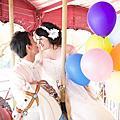 【自助婚紗】【婚紗攝影】【推薦】【作品集】【台北】新人:微如&彥鋒 旋轉木馬
