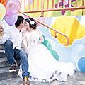 【自助婚紗】【婚紗攝影】【推薦】【作品集】【台北】兒童樂園咖啡杯