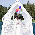 【自助婚紗攝影】【推薦作品集】【台北】【高雄】 歐式建築 白紗