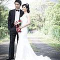 【自助婚紗攝影】【推薦作品集】【台北】【高雄】 復古白紗