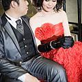 【自助婚紗攝影】【推薦作品集】【台北】自來水博物館 晚禮服