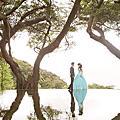 綠光水岸-伊頓自助婚紗( ˘ ³˘)♥
