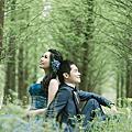 森林系婚紗照-自助婚紗攝影推薦