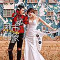駁二特區 高雄拍婚紗-台灣旅拍 婚紗照