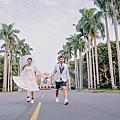 校園婚紗攝影-拍婚紗照 台北婚紗 旅拍婚紗