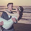 <BEACH系列>海景婚紗 旅拍婚紗照-婚紗攝影