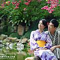 [台中婚紗照]自助婚紗-櫻花季-感謝推薦