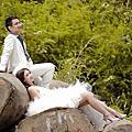 婚紗照/婚紗攝影/自助婚紗-儒鴻&佳蓉