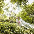 森林系婚紗推薦-台灣婚紗攝影公司