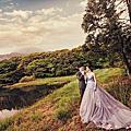 婚紗攝影景點推薦:北大荒野
