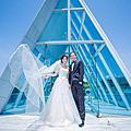 婚紗攝影景點推薦:關島教堂婚禮